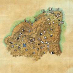 Ривенспайр-Башня Страж Долины-Карта