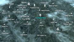 Утес Холодный Ветер карта
