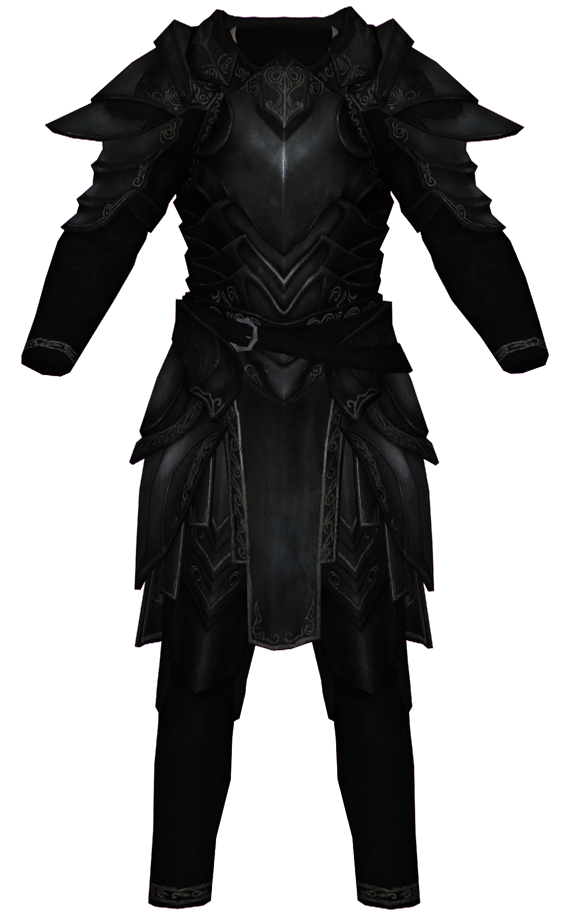 Skyrim. Ebonite armor. Where to find and what to do with it
