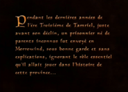 Intro Second Plan Morrowind