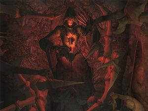 Statua Sithisa (Oblivion)