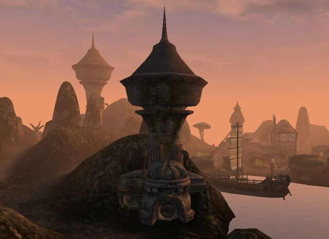 File:TES3 Morrowind - Dagon Fel - Vacant Tower exterior.jpg