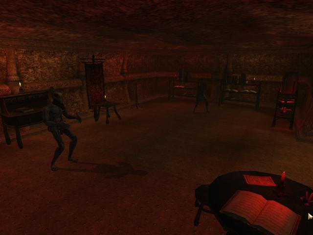 File:Tureynulal, Kagrenac's Library Morrowind.png