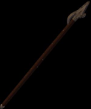 Włócznia Łowcy (Morrowind)