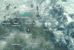 Карта Крегслейн