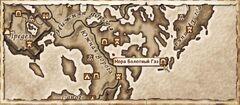 Нора Болотный Газ. карта