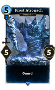 Frost Atronach (Legends)