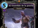 El Guardián de la puerta