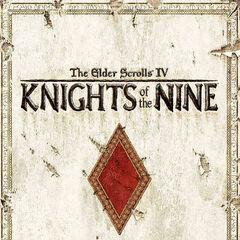 Okładka TES IV: Knights of the Nine