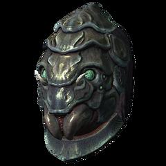 Панцирный шлем