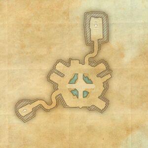 Убежище преступников Рифтена (план)
