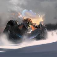 Mystic Dragon card art