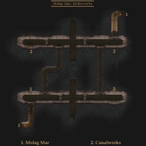 File:TES3 Morrowind - Molag Mar - Underworks map.jpg
