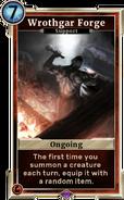 Wrothgar Forge (Legends) DWD