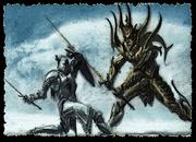 Крестоносец и Умарил