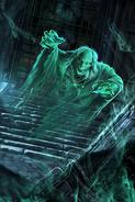 Cursed Spectre card art