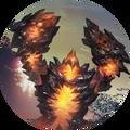 Iron Atronach avatar (Legends).png