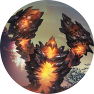 Iron Atronach avatar (Legends)
