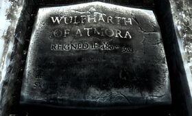 Placca Wulfharth