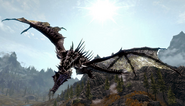 Soaring Frost Dragon
