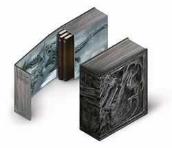 The Skyrim Library Boxed Set