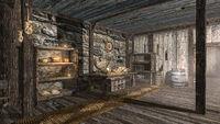 Музей Каликсто - первый этаж