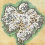 Остров Бликрок (карта)