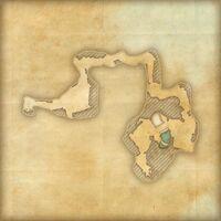 Пещера на острове Бури (план) 2