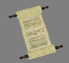 Свиток (Morrowind) 03