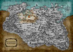 Хьялмарк карта