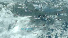 Krepost tresnuvshyi biven map