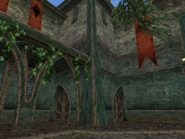 Mournhold Royal Palace Legion Depot Exterior