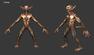 Scamp In-game Model