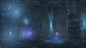 Алессианские гробницы (Imperial City)