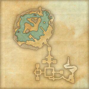 Пещера Сломанных Парусов (план)