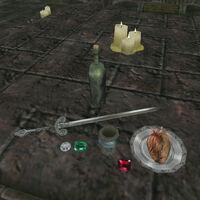 Подношение на алтаре даэдра (Morrowind)