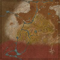 Тундра Морозных Вод (карта)