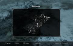 Форт Сноухок - план