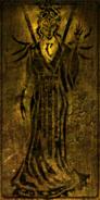Almalexia simbolo
