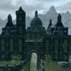 Błękitny Pałac – siedziba jarla