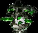 Glass Left Pauldron
