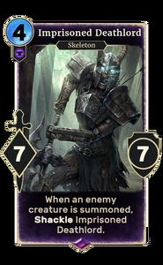 Imprisoned Deathlord