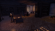 Shimmerene Mages Guild Interior Library