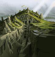 TESV Concept Ancient Barrow