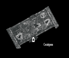 Полулунная лесопилка - план дома