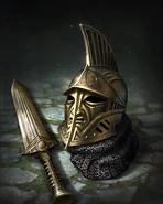 Dwarven Armaments card art