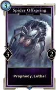 Spider Offspring (Legends) DWD
