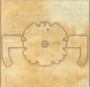 Vivec's Palace Map