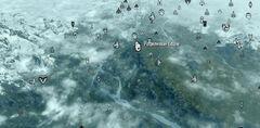 Разделенные башни Карта 001
