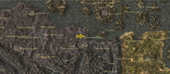 Родовая гробница Индаренов. Карта